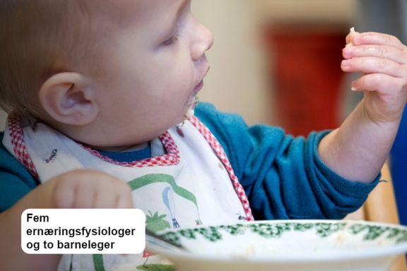 Vegansk kosthold kan være skadelig for gravide og små barn