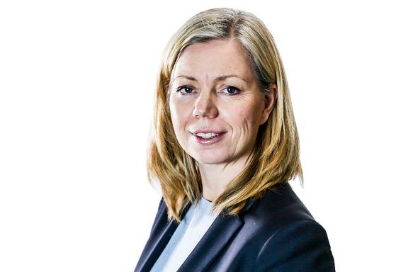 Kristin Skogen Lund får så ørene flagrer. Men hun er ikke alene