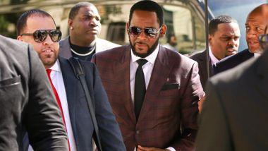 R&B-stjernen R. Kelly nektet løslatelse mot kausjon