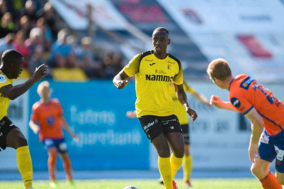 Han fikk aldri debuten sin for AaFKs førstelag. Nå vil han senke ungdomsklubben på Color Line Stadion.
