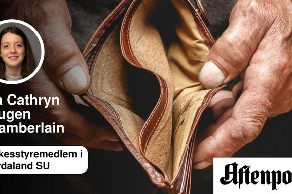 Verden er ikke fattig, den er urettferdig | Mia Cathryn Haugen Chamberlain