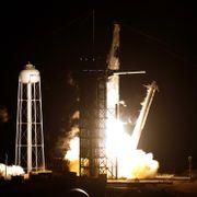 Vellykket oppskytning for SpaceX