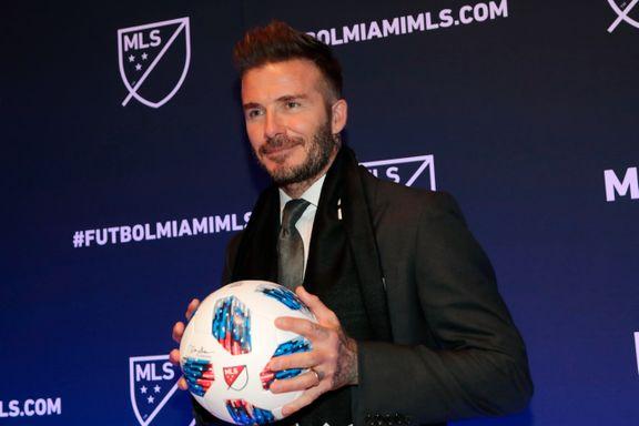Beckhams USA-planer møter motstand: Nå kan det bli folkeavstemning