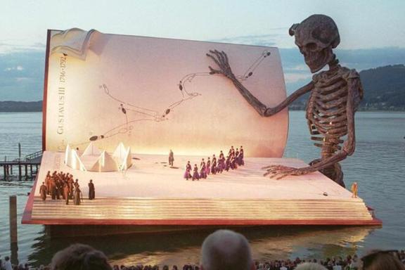 PechaKucha: På de mest spilte operastykkene er dødsraten 29 prosent. Dette dør de av.