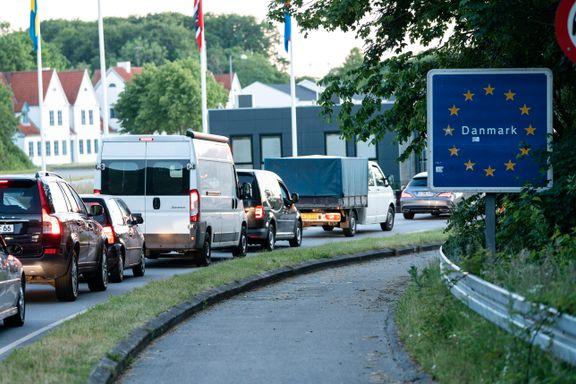 Danmark reagerer på norske reisekrav – nå får danskene dra på ferie til de fleste EU-land