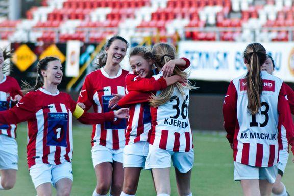 Nytt idrettslag stiftes for byens beste damespillere: – Skal verken hete TIL eller Fløya