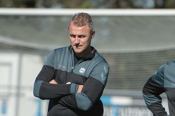 Sandnes Ulf-treneren før nøkkelkamp: – Vi skal ikke tenke på konsekvensene