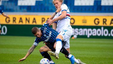 Askildsen og Thorsby hjalp Sampdoria videre i cupen