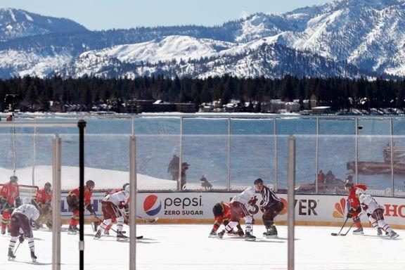 Sola stoppet spektakulær NHL-kamp