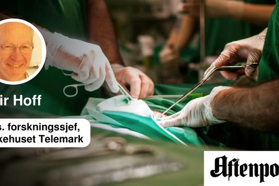 Pasientskadeordningen er en maktarrogant bastion | Geir Hoff