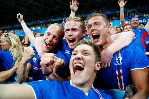Seks punkter som beskriver hvor sensasjonell Islands EM-suksess er