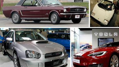Norske biljournalister: Her er tidenes råeste biler