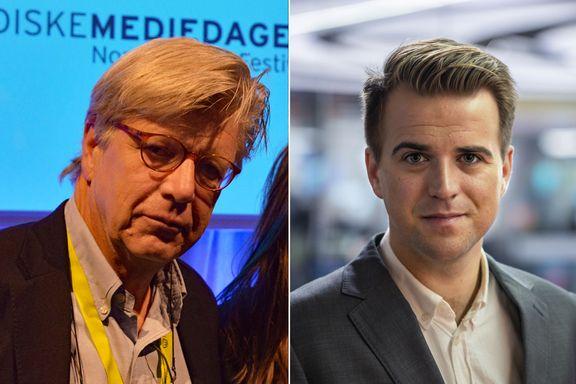 TV 2-profiler langer ut mot hverandre