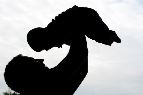 Flere blir pappa i høy alder