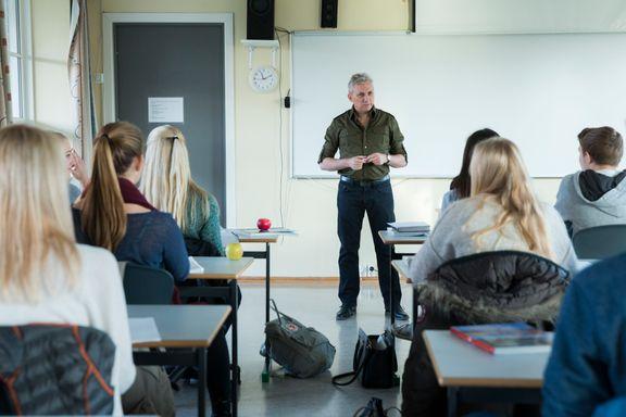 Aftenposten mener: Dårlig kjønnsbalanse i læreplanarbeidet