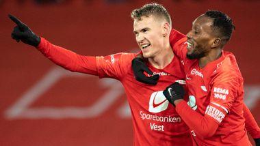 Kampoppsettet i Eliteserien klart: Rosenborg kan innvie kunstgresset på Brann stadion