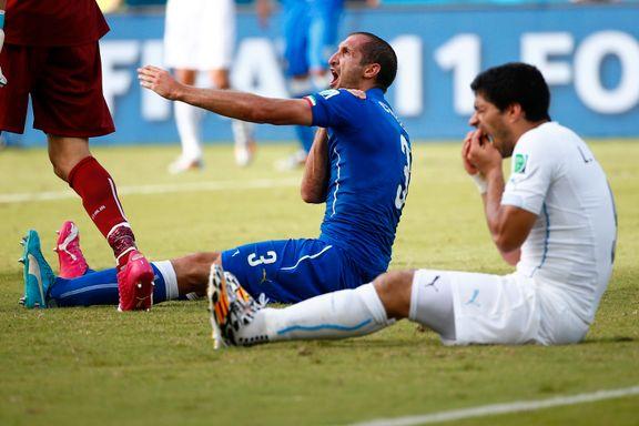 Suárez scoret og ordnet uavgjort mot Brasil i comebacket