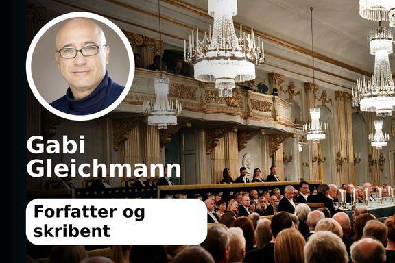 «Svenska Akademien bør avstå fra å dele ut Nobelprisen til de har orden i eget hus»