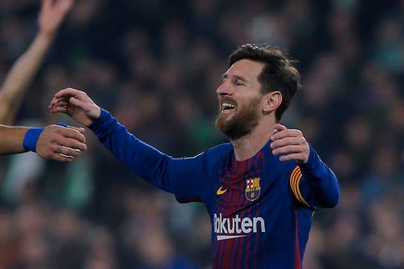 Messi og Suárez herjet da Barcelona økte ligaledelsen