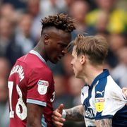 Aston Villa snudde og vant mot Johansens West Brom