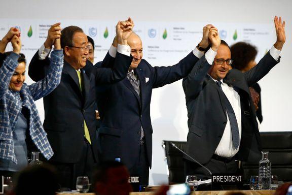 EU lover å kutte 55 prosent av utslippene innen 2030. Vil resten av verden følge etter?
