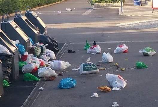 Søppelkrisen i Oslo er ikke over: 654 klager bare i forrige uke.