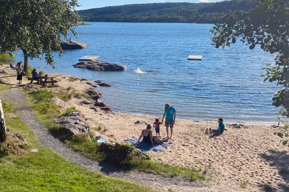 Vil forgifte populært badevann i Kristiansand for å bli kvitt forhatt fisk