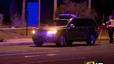 Førerløs bil drepte kvinne – Uber unngår rettssak