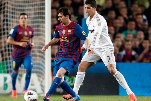 I dag må du velge mellom Klopp og Aguero eller Messi og Ronaldo