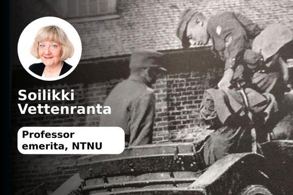 Vinterkrigen i Finland var Davids kamp mot Goliat. Krigen er også min families historie.