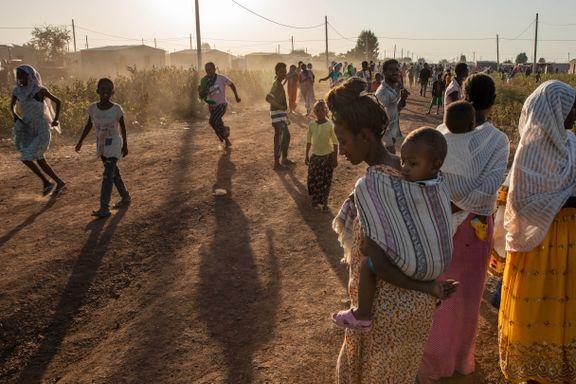 Fristen i ferd med å utløpe i Etiopia