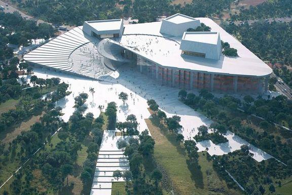 Snøhetta har vunnet konkurransen om å tegne det nye operahuset i Shanghai