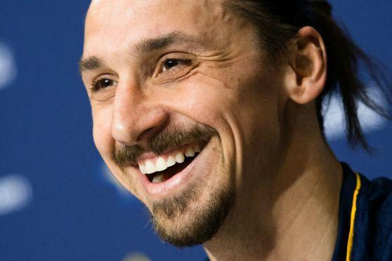 Zlatan droppet kamp til fordel for konsert med superstjerne