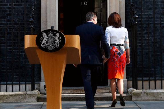 Aftenposten mener: En advarsel og et nødrop fra britene
