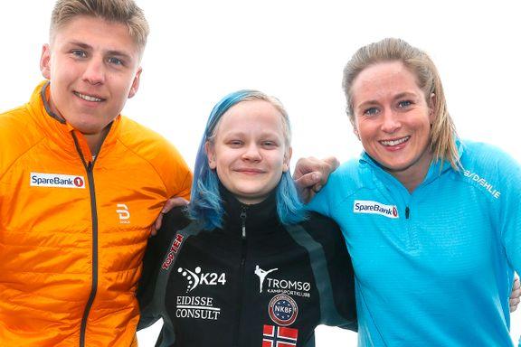 Denne Tromsø-trioen vil nå verdenstoppen: Fikk gladnyhet som kan hjelpe dem på veien