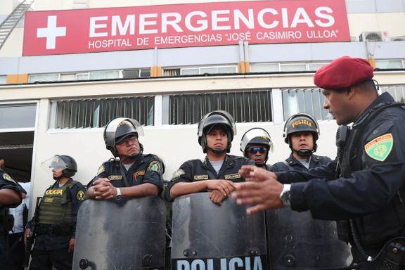 Ekspresident skulle pågripes – tok sitt eget liv da politiet kom