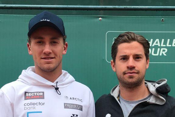 Kompisen hjalp Casper Ruud mot toppen: – Han var bedre enn meg