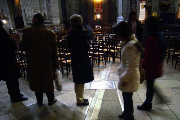 Økende hærverk mot kirker i Frankrike