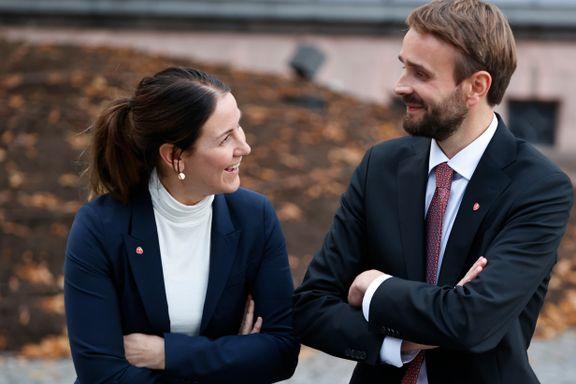 De to ferske statsrådene overlevde Utøya-terroren: – Demokratiet vant