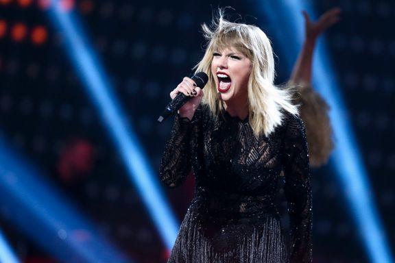 Nytt Taylor Swift-album: Melodier trumfer drama
