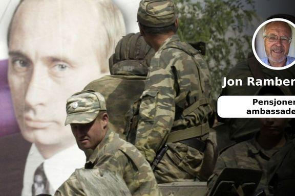Russland rykket inn med 40.000 soldater og endret Georgias grenser. Glemte vi dette etter Ukraina?