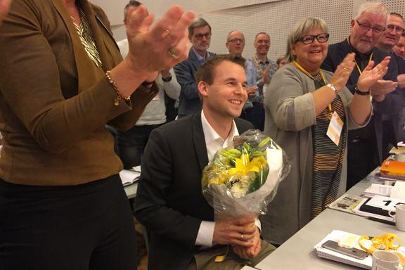 Kjell Ingolf Ropstad valgt til ny nestleder i KrF–Dagrun Eriksen vraket etter 13 år