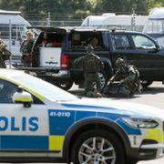 Gisseldramaet i Sverige er over. Gisseltakerne er pågrepet.