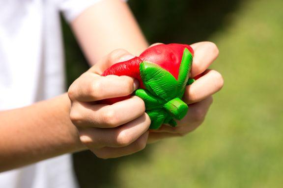 Advarer mot populære leketøy: Avgir skadelige kjemikalier i høye konsentrasjoner