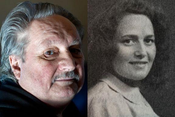 Moren hans var angiver for nazistene: - Hun kom med noen korte kommentarer om noe hun hadde vært med på