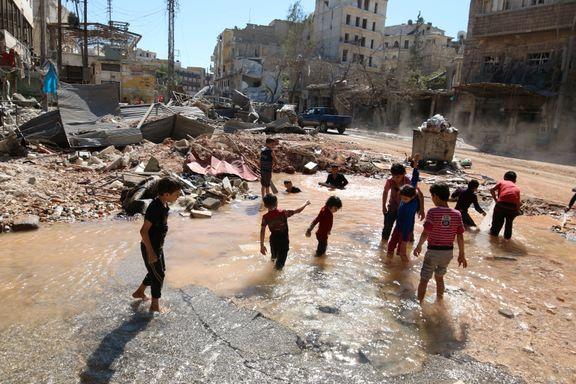 Aftenposten mener: Den humanitære pausen i Aleppo må forlenges