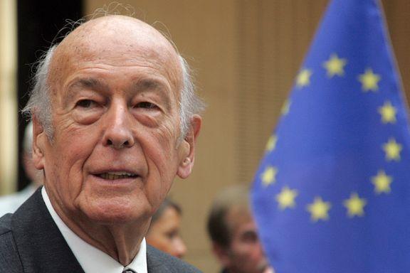 Frankrikes tidligere president er død – var koronasmittet