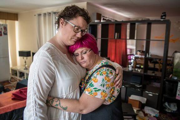 Sjikanert par orker ikke bli boende: – Ingen av oss føler seg trygge lenger
