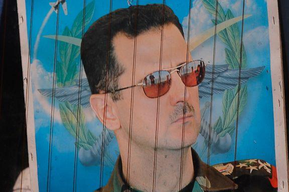 Bashar al-Assad klamrer seg til makten i sønderknuste Syria