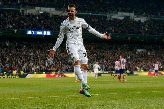 Kontrollert seier for Real Madrid